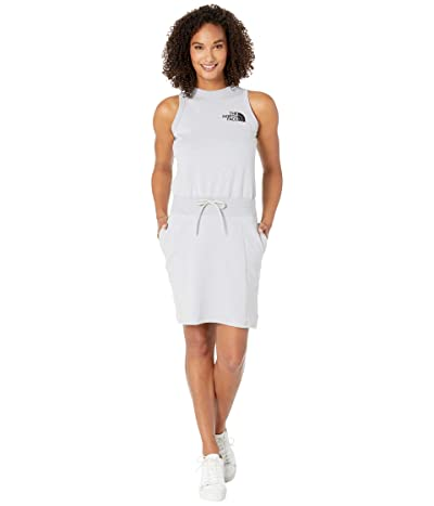 The North Face Train N Logo Dress (TNF Light Grey Heather) Women