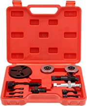 Ambienceo Automotive Car AC Air Conditioning Compressor Clutch Puller Remover Installer Tool Kit