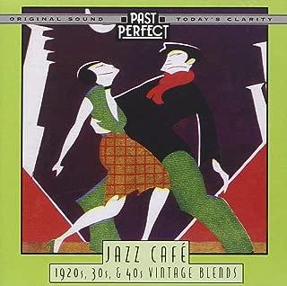 Jazz Café 1930s, 40s Vintage Blends. Cool, Smooth, Swing Jazz, Bebop, Ballads