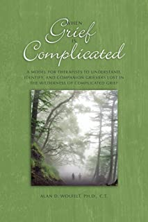 When Mourning is Complicated: A Model for Therapists to Understand, Identify, and Companion Grievers Lost in the Wildernes...