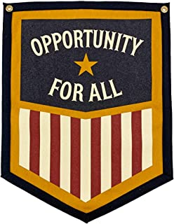 Oxford Pennant Opportunity for All Camp Flag Original