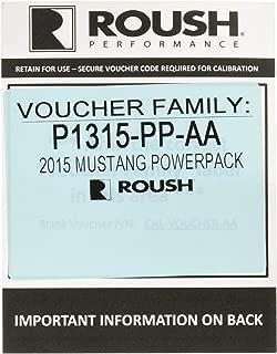 Roush 421995 Flash Pack (2015+ Mustang (5.0L V8, 3.7L V6))
