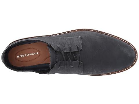 Suedenavy Leathercola Nubuck Bostonian Dezmin Leatherbrown Llanura Negro RTYxwfq