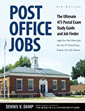 Post Office Jobs: The Ultimate 473 Postal Exam Study Guide and Job FInder