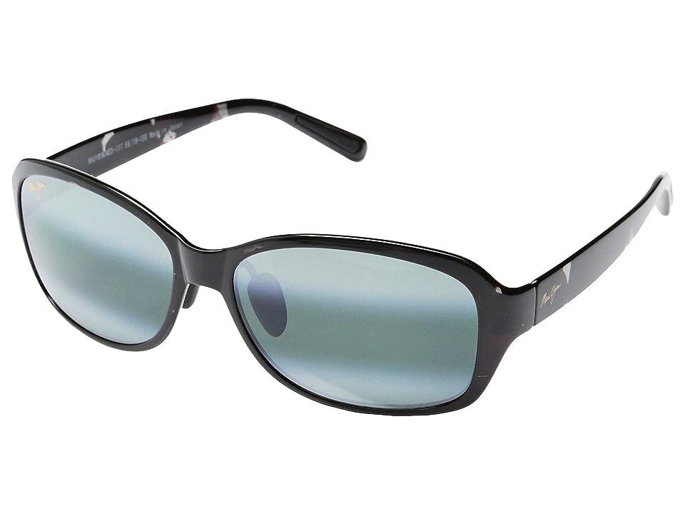 Maui Jim Koki Beach (Grey And Black Tortoise/Neutral Grey) Fashion Sunglasses