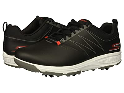 Skechers GO GOLF Torque (Black/Red) Men