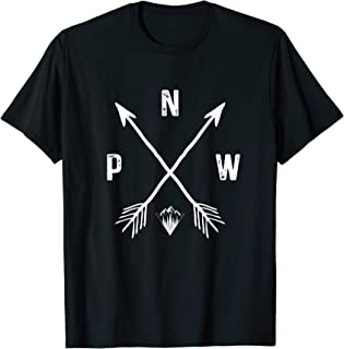 PNW T-Shirt | Cool Pacific Northwest Gift