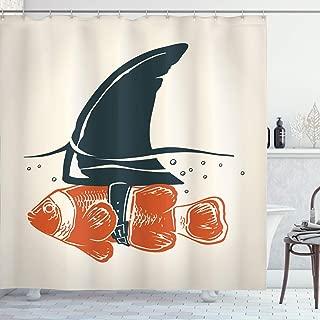 pop art shark