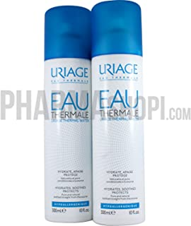 Uriage Thermal Spring Water 2 x 300ml by Uriage
