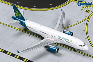 GeminiJets GJEIN1852 1:400 AER Lingus Airbus A320-200 Airplane Model