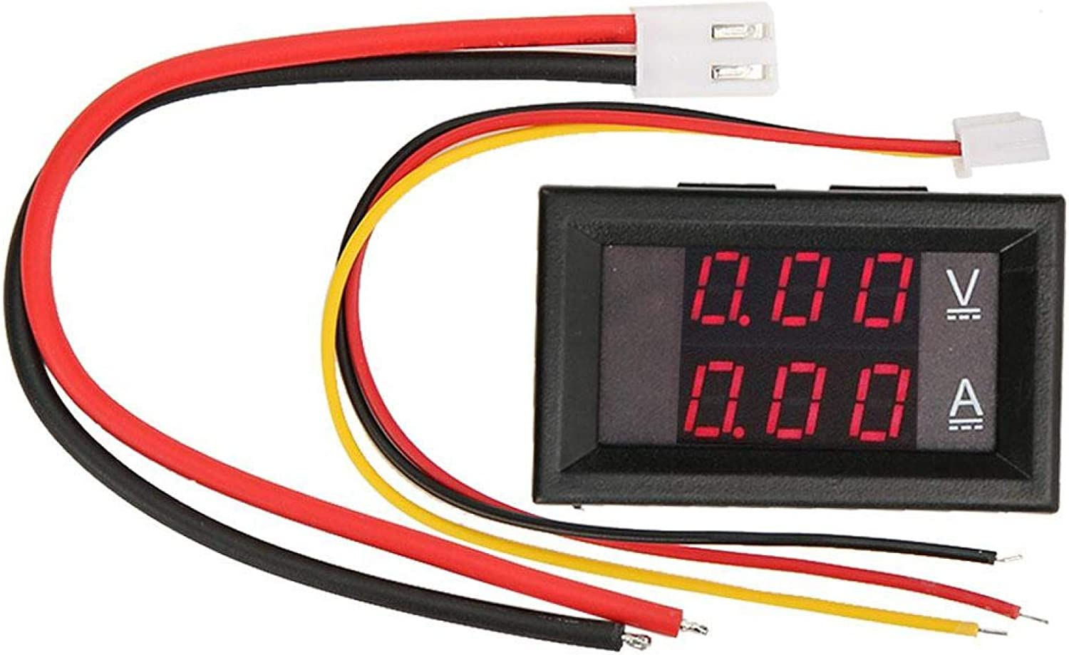 Aoutecen Voltage Current Meter Dual D for unisex DC100V Battery Max 80% OFF Display