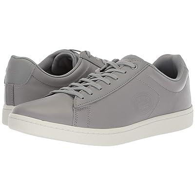 Lacoste Carnaby Evo 418 2 (Grey/Off-White) Women