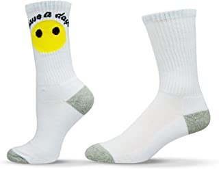 Pop Culture Socks - Socks With Sayings & Embroidered Socks - Cool Weird Funky Socks