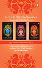 The Valmiki Ramayana: Set of 3 Volumes