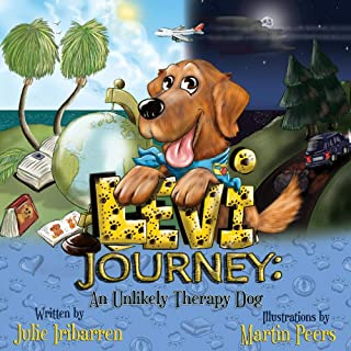 Levi Journey: An Unlikely Therapy Dog