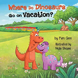 Where Do Dinosaurs Go On Vacation?
