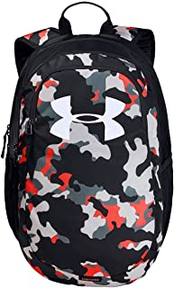Colorful Red Vintage Maple Leaves Fashion Bookbag Work Backpack Bookbag For Girls Print Zipper Students Unisex Adult Teens Gift