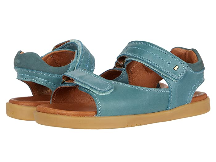 Bobux Kids  Driftwood (Toddler/Little Kid) (Slate) Kids Shoes