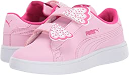 Pale Pink/Fuchsia Purple/Puma White