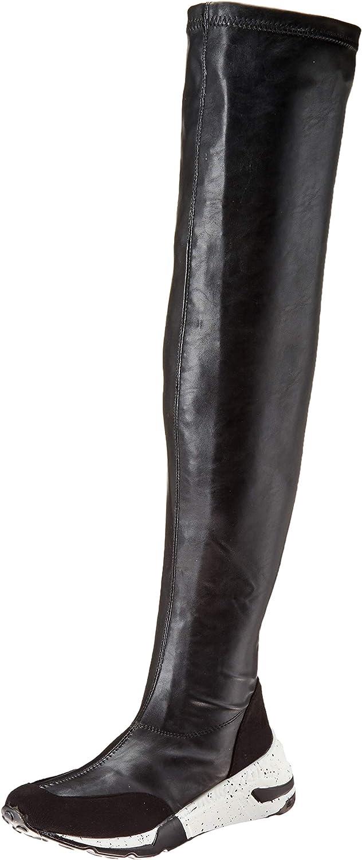 YOKI Women's trend rank Comfort Many popular brands Knee Boot High