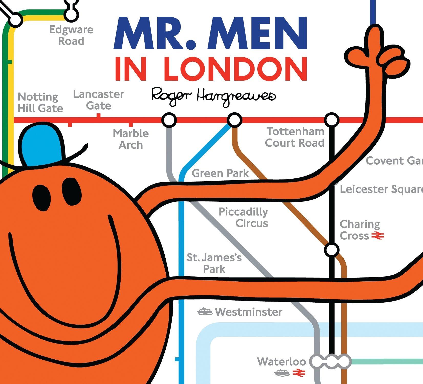 Mr. Men Little Miss in London