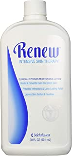 Melaleuca Renew Intensive Skin Therapy Lotion 20 Ounce includes Bottle Pump