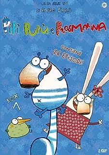 Pipi' Pupu' E Rosmarina #01 (2 Dvd) [Italia]