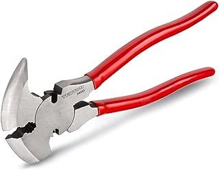 TEKTON 34541 10-1/2-Inch Fencing Pliers
