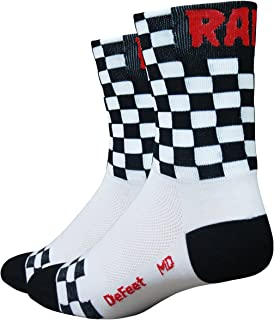 DeFeet Aireator Checkmate Socks