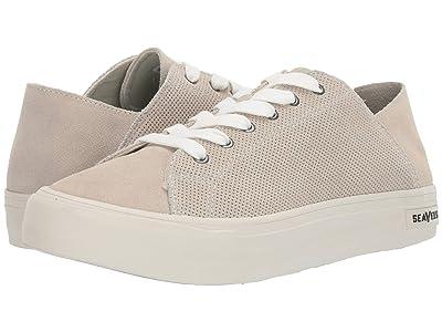 SeaVees Sausalito Sneaker (Ecru) Women
