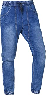 CT&HF Men's Relaxed Fit Stretch Five Pocket Jean
