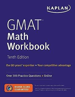 GMAT Math Workbook: Over 300 Practice Questions + Online