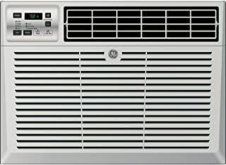 """GE AEM10AX 22"""" Window Air Conditioner with 5,200 Cooling BTU, Energy Star Qualified, in Light Cool Gray"""
