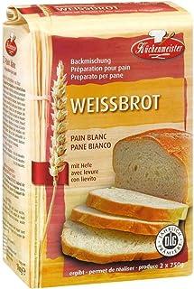 Küchenmeister Backmischung Weissbrot