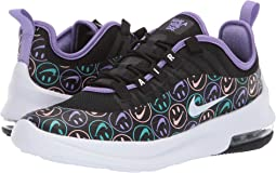 newest 505dd 9450b Black White Space Purple Hyper Jade. 67. Nike Kids. Air Max Axis (Big ...