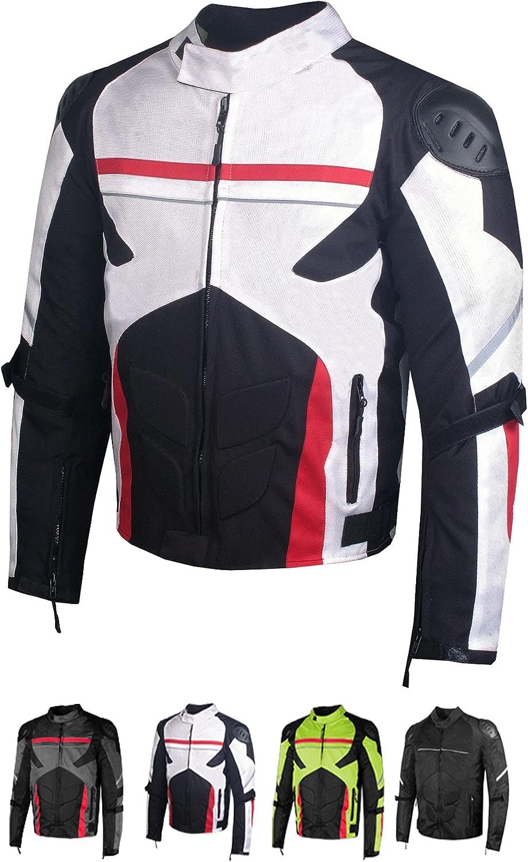 AirTrek Men Mesh Motorcycle Shipping New Shipping Free Shipping included Touring Biker Rain Waterproof Armor