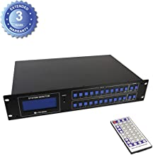 16x16 hdmi matrix switcher