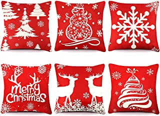 Best christmas cushion covers 18x18 Reviews