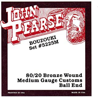 John Pearse Strings Irish Bouzouki Set