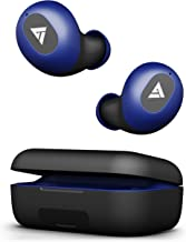 Boult Audio AirBass PowerBuds TWS Earbuds with 120 Hours Total Playtime, Inbuilt Powerbank, Type-C Fast Charging and IPX7 ...
