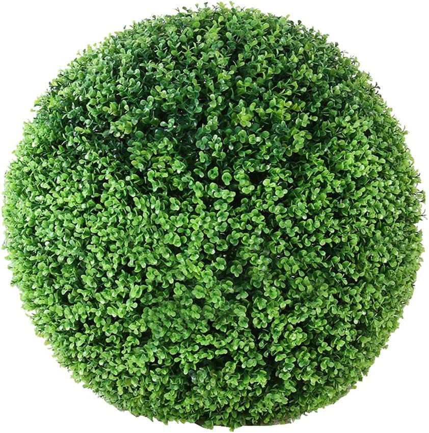 5 popular SY-Home Artificial Plant Ball Tree Max 57% OFF Topiary Garden Boxwood
