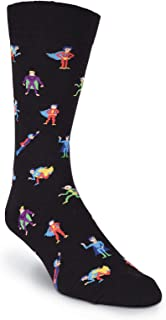 Men's Fun Occupational Novelty Crew Socks