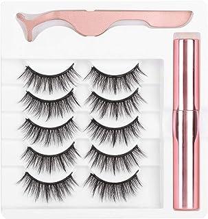 Magneet Valse Wimpers Langdurige Magnetische Vloeibare Eyeliner Pincet Wimper Make-up Tool Set Cosmetische Tool voor Schoo...