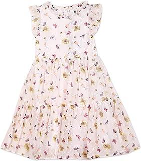 فستان شيروكي للفتيات CHEROKEE للأطفال نصف كم عادي