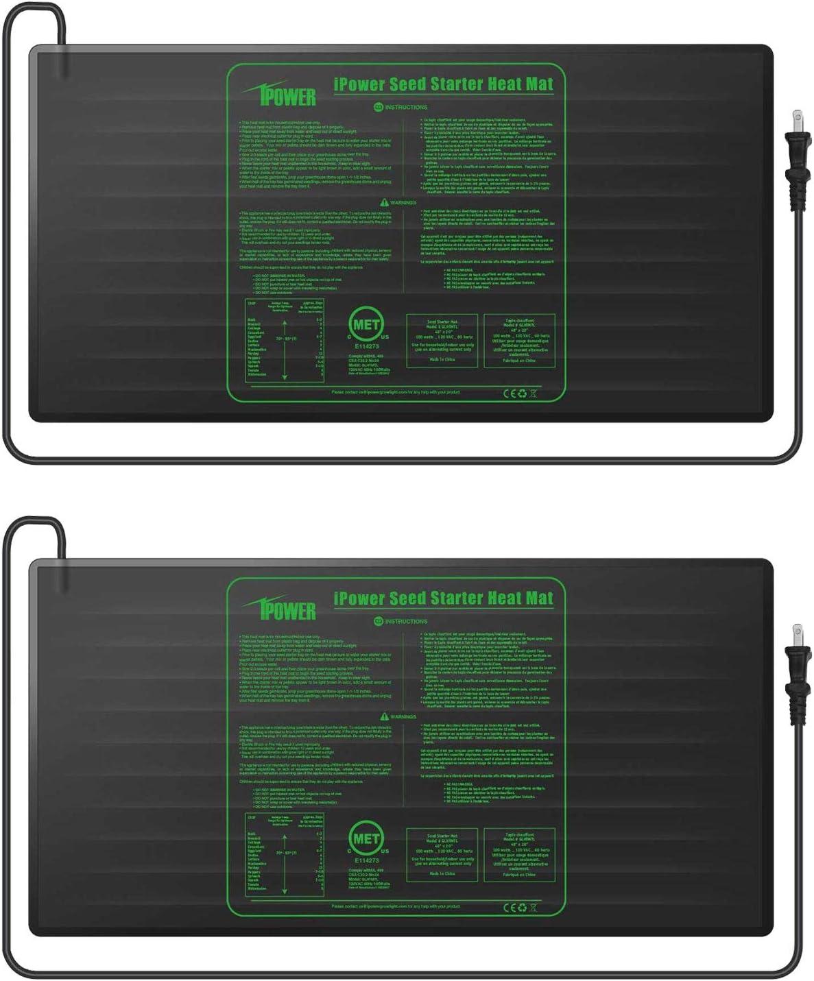 iPower 2-Pack 48