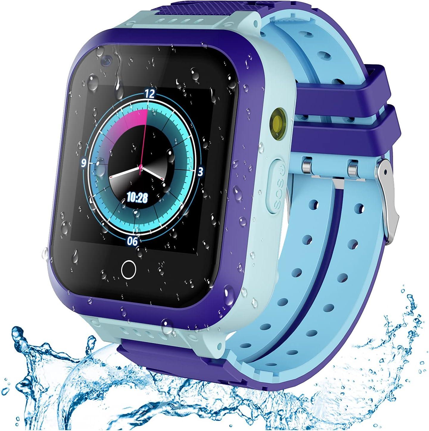 OKYUK 4G GPS Smartwatch