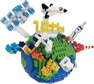 ナノブロック 地球 NBM-028
