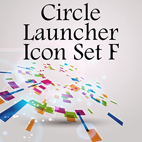 Icon Set F Circle Launcher
