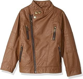 Urban Republic Boys Faux Leather Jacket