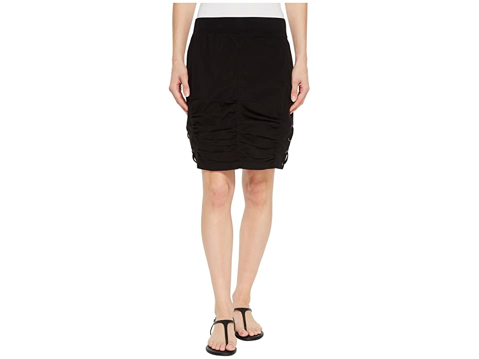 XCVI Tammy Skirt (Black) Women